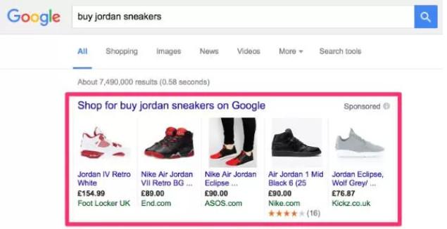 谷歌或将Google Express更名为Google Shopping,正面挑战亚马逊