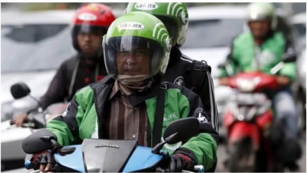 因为印尼政府,Go-Jek的摩的生意不好做啊