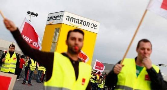 德国亚马逊工人罢工,印度清关需提供货值数据