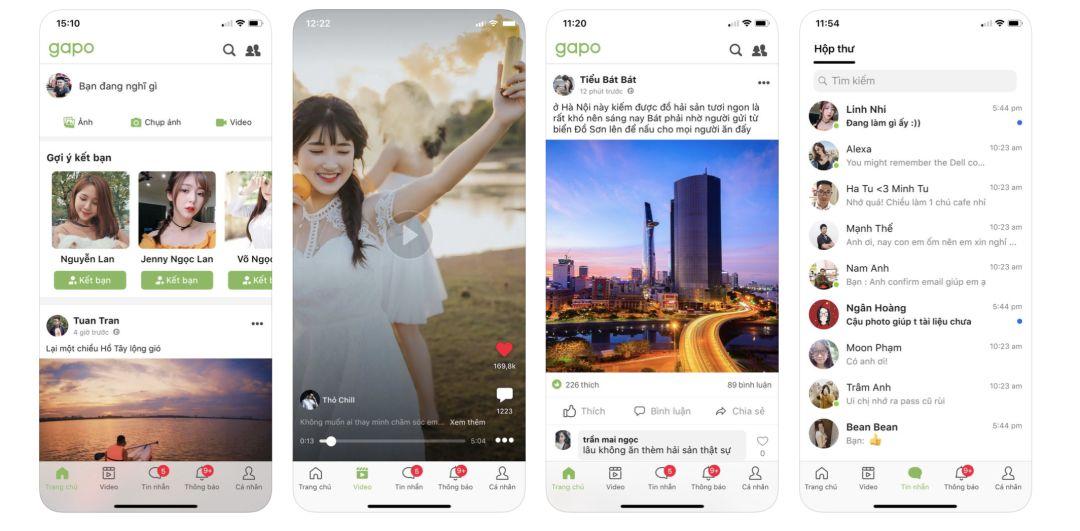 """越南本地社交软件""""Facebook""""正式上线"""