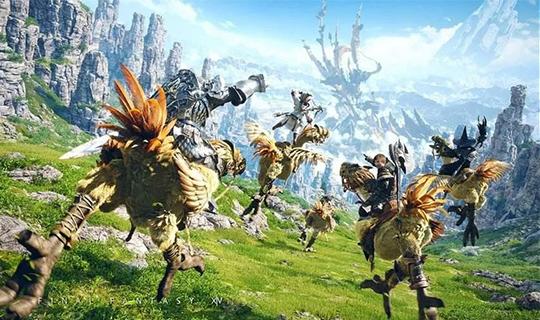 IGN 9.5分、全球在线玩家突破1600万,《最终幻想14》持续引领MMO变革!