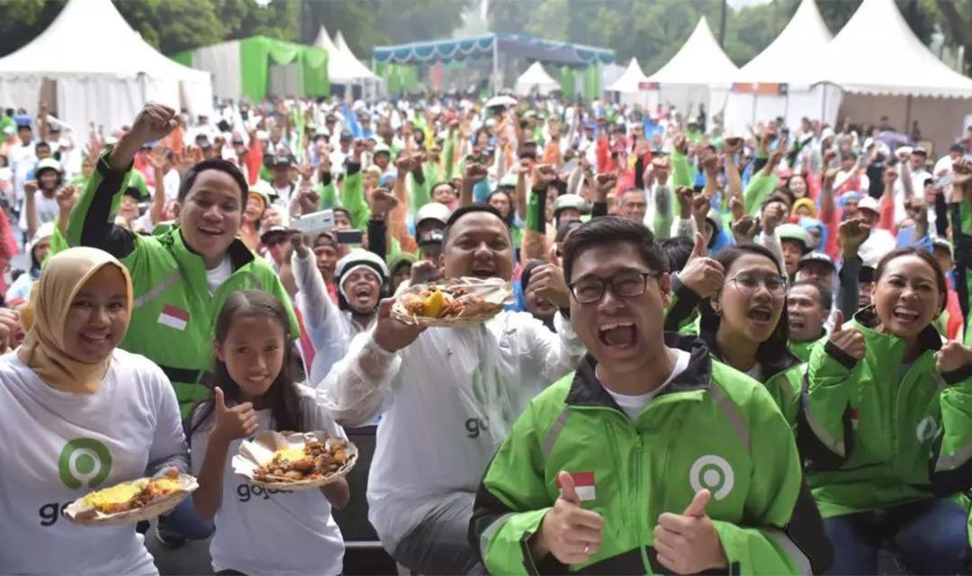 印尼网约车巨头Gojek有望在2020年进军3个市场