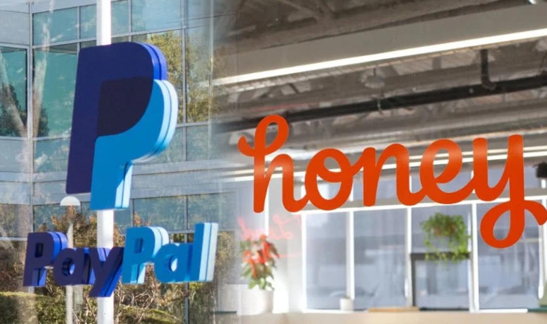 支付巨头PayPal进军电商:40亿美元收购Honey
