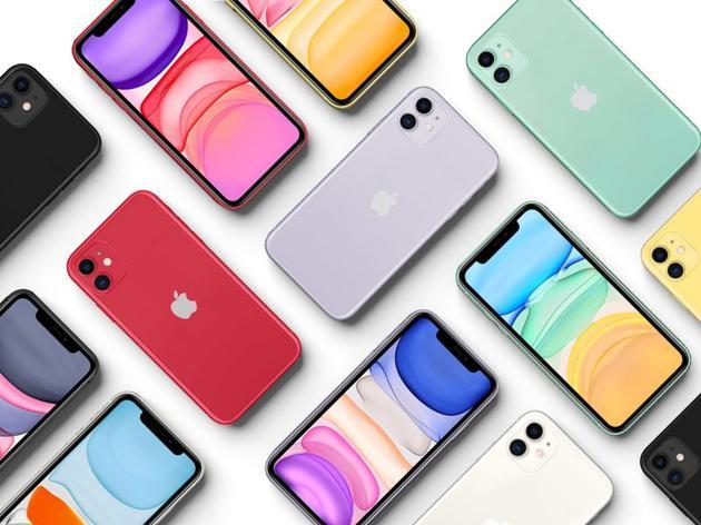 谷歌2019年热搜榜:iPhone11位列第五成唯一入榜手机
