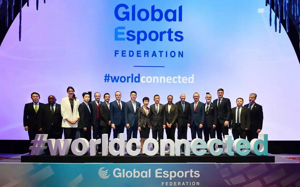 全球电竞产业的里程碑!国际电子竞技联合会正式成立,腾讯成为全球首席创始合作伙伴