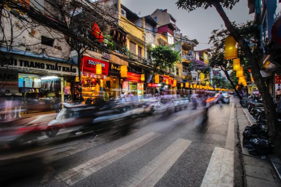 越南,冉冉升起的东南亚新星