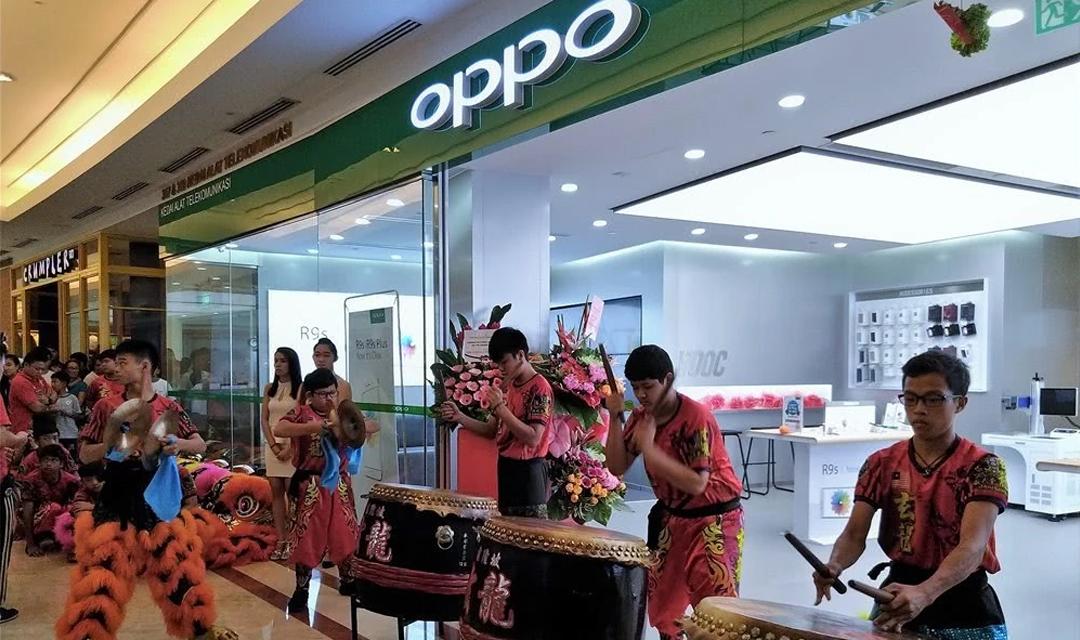 潜望 | 国产手机鏖战东南亚:OPPO凶猛 小米增长