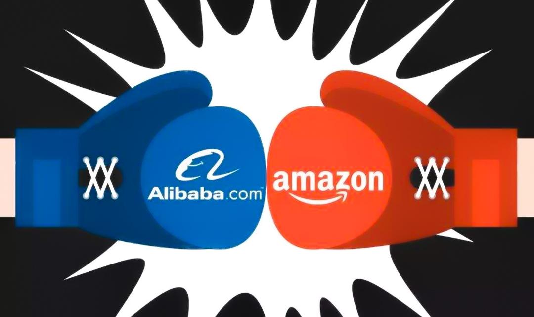 电商霸主争夺战:亚马逊和阿里巴巴即将在欧洲战场发生正面冲突