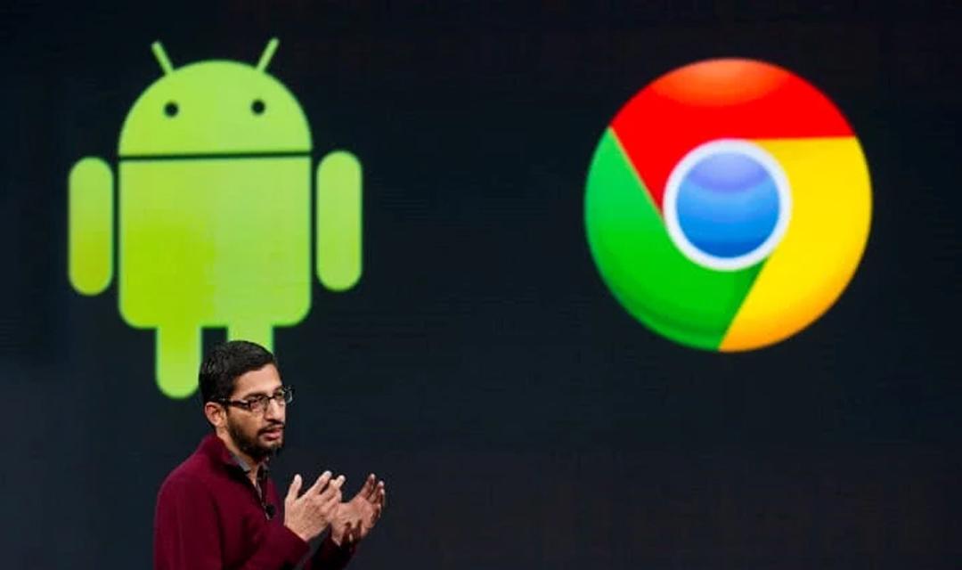 谷歌市值破万亿美元大关,美国五大科技巨头市值总和超过5万亿美元