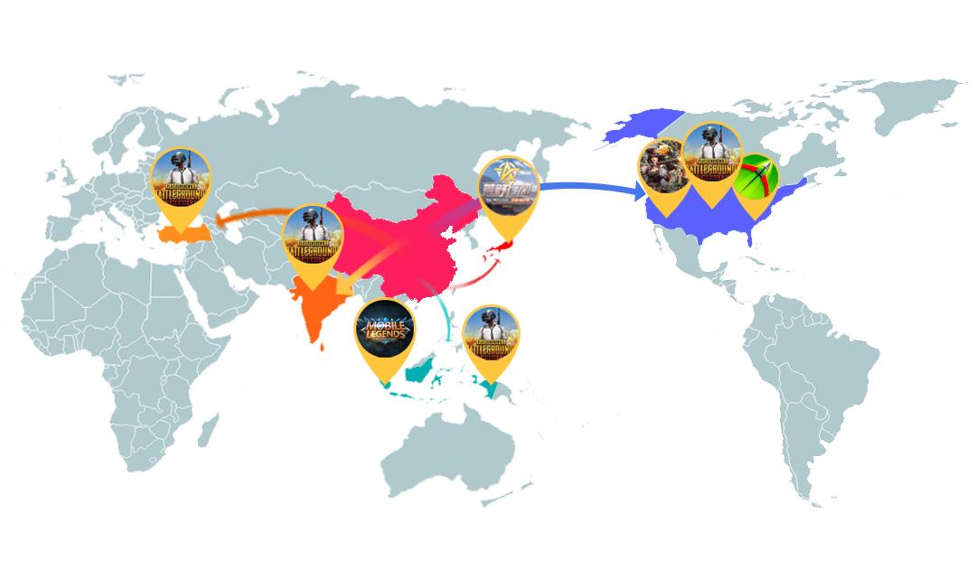 快出海丨中国游戏在海外到底属于什么水平?