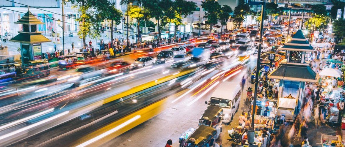 泰国电信主导5G拍卖后,AIS股价飙升
