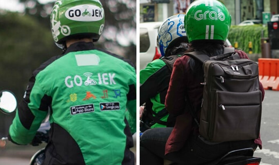 消息称Grab和Gojek或合并 两家估值均超百亿美元