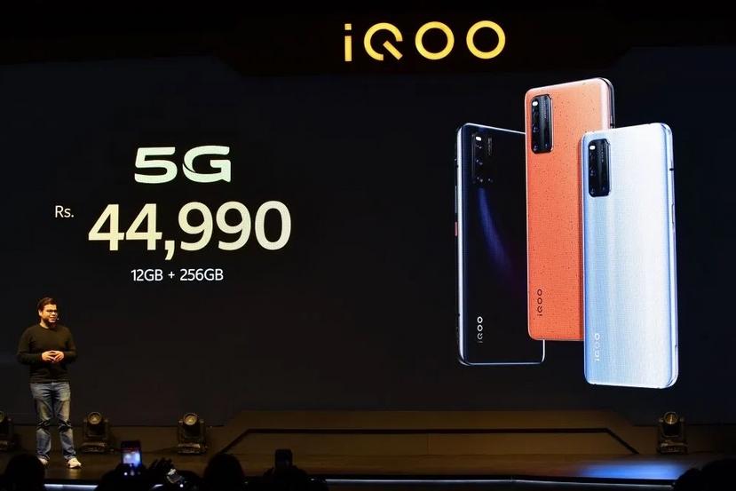 虽然还没大规模建网,小米Ov争相在印度推出5G手机