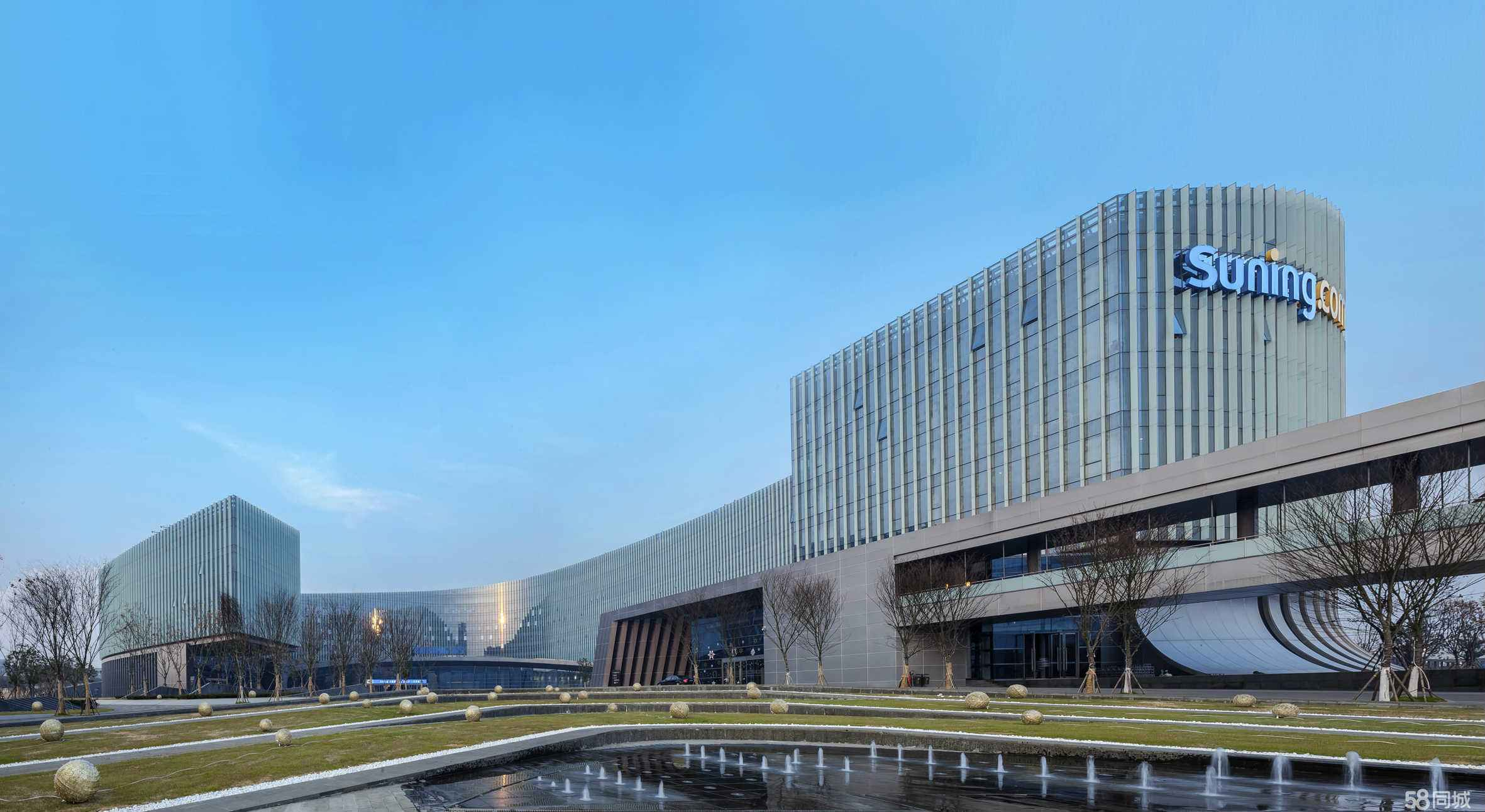 苏宁.com的团购应用报告2月份销售同比增长2,061%