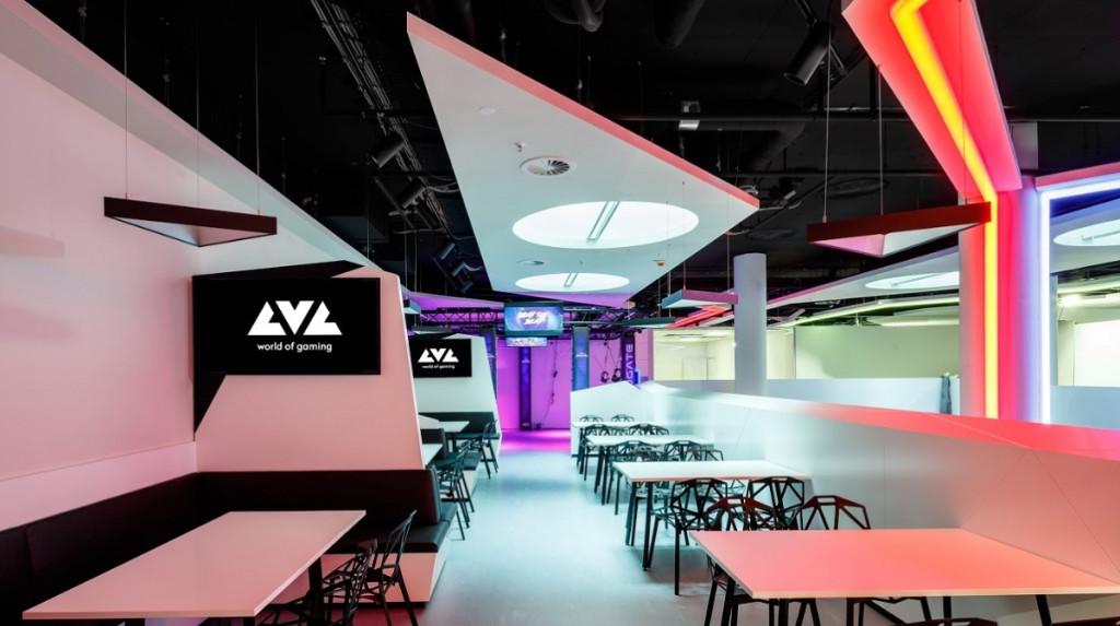 Veritas Entertainment融资1000万美元,并在柏林推出LVL电子竞技场