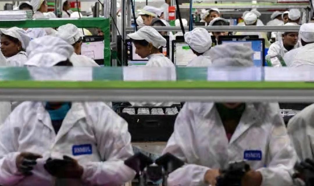 印度發布疫情禁令:三星OPPO等手機制造商工廠停產