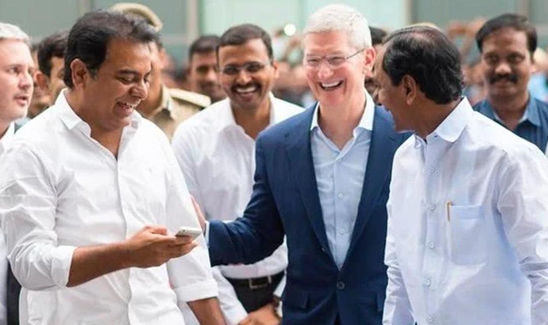 苹果统治印度超高端智能手机市场 占55%市场份额