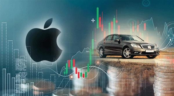 斥资1300亿研发造车 苹果汽车工厂或将落户中国?