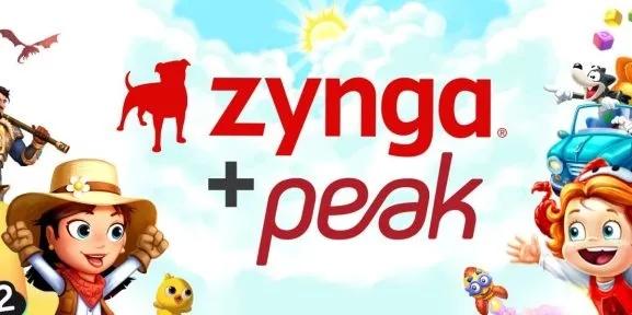 """价值18亿美元的""""翻身仗"""",Zynga确认收购拥有千万日活的Peak"""