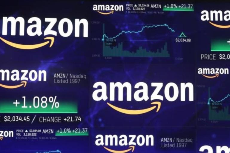 亚马逊股价再创新纪录,贝索斯身价升至1716亿美元