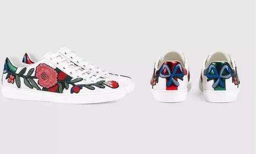 Gucci成为首个尝试Snapchat虚拟试鞋功能的奢侈品牌
