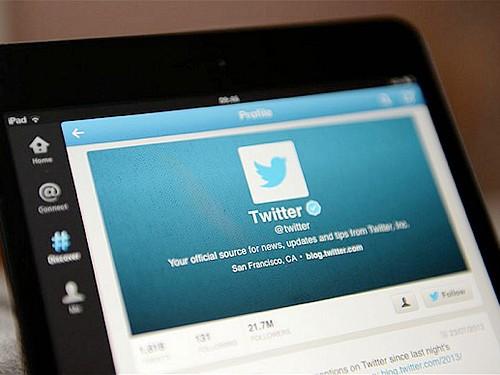 """Twitter测试""""信息讨论""""新功能 减少用户""""冲动""""分享"""