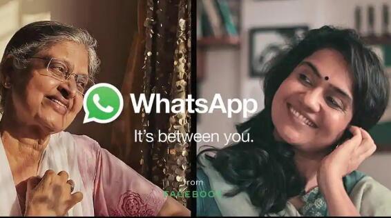WhatsApp发起了首个全球品牌宣传活动