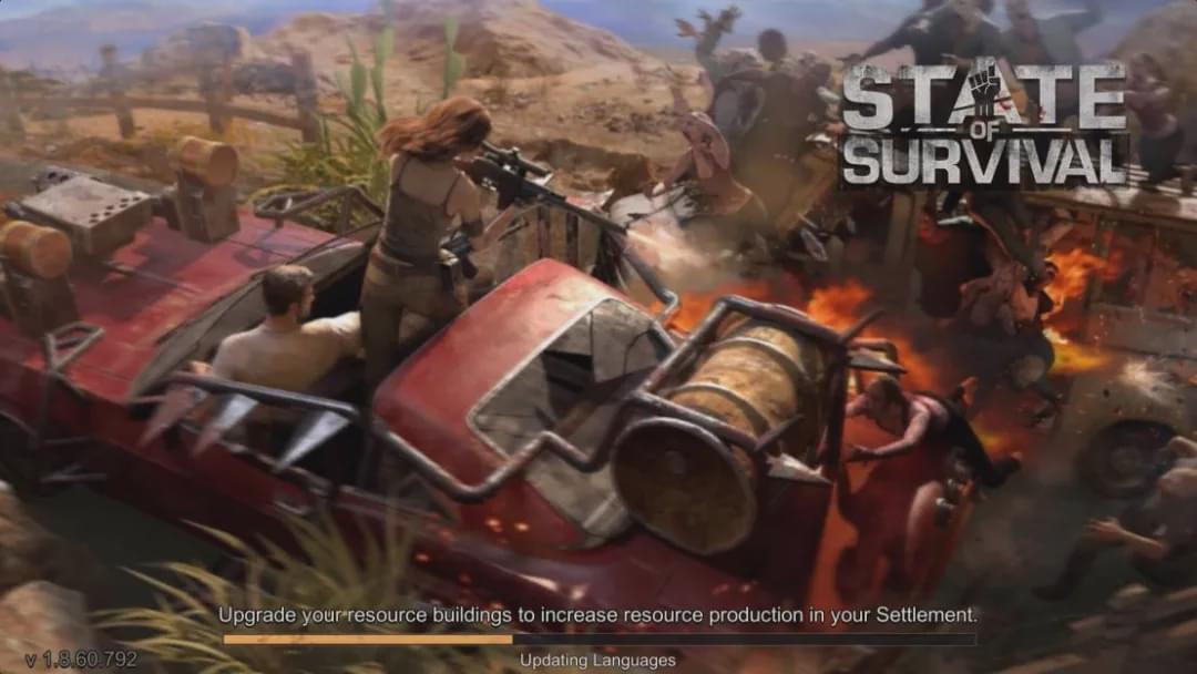 趣加游戏《State of Survival》登顶7月美国SLG收入和下载榜