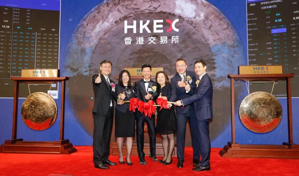 心动公司正式IPO敲钟!市值超50亿港元,字节跳动、莉莉丝等为基石投资者