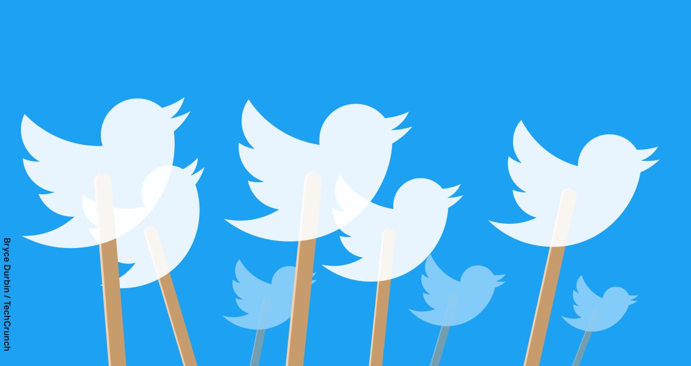 """推特暂停了用来匹配用户电话号码的虚假账户的""""大网络"""""""