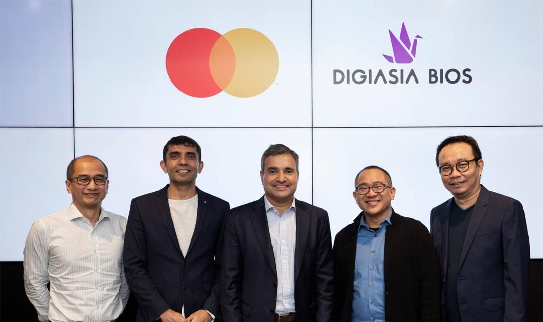 万事达卡牵头印尼金融科技公司Digiasia B轮融资