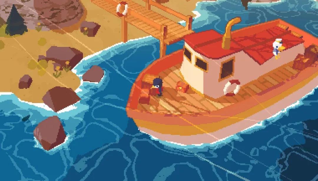 看风景也能有十足游戏性,从《短途旅行》看步行模拟器游戏
