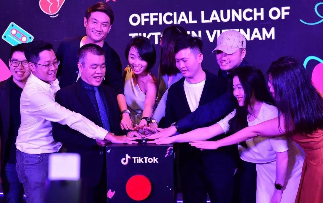 在越南,TikTok如何成为一支不可忽视的力量