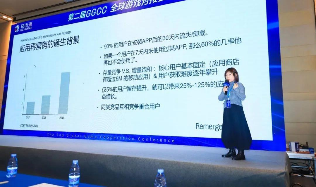 第二届GGCC全球游戏对接会:Remerge再营销助力开发者掘金海外市场