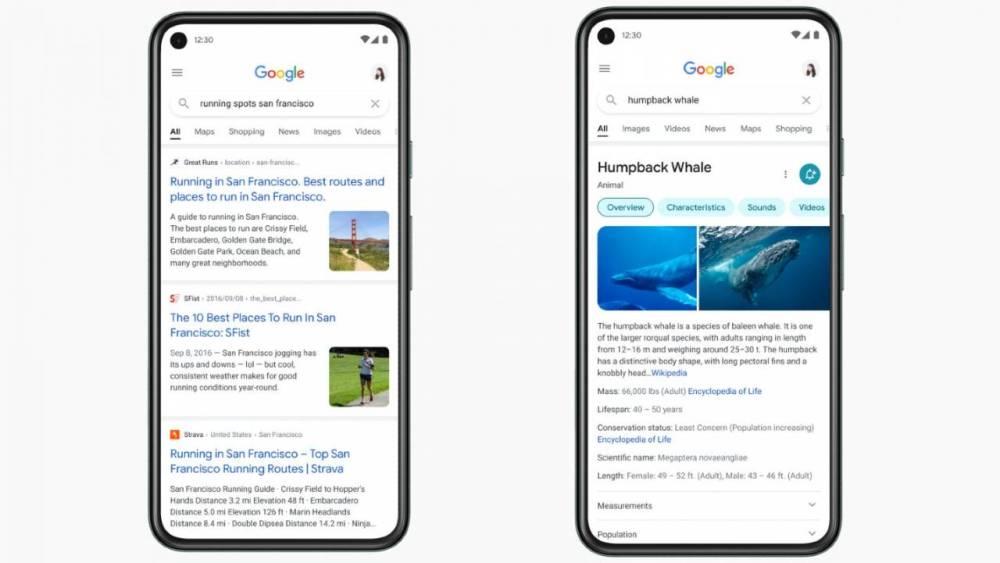 谷歌移动端重大更新,减少视觉干扰,只为用户更快看到重要信息