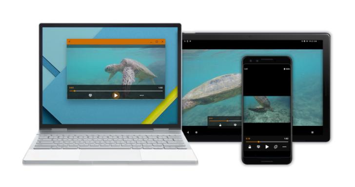 Google Play:VLC优化了其Android应用,以在大屏幕上提供沉浸式视频体验