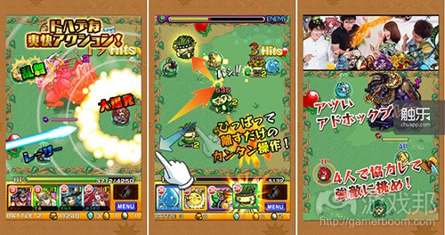 为什么轰动日本的手游Monster Strike在北美不成功