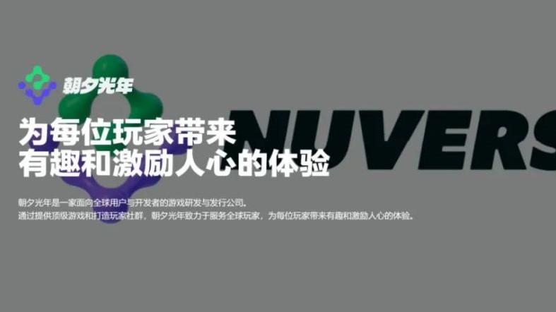 字节跳动游戏新动作,朝夕光年官网上线