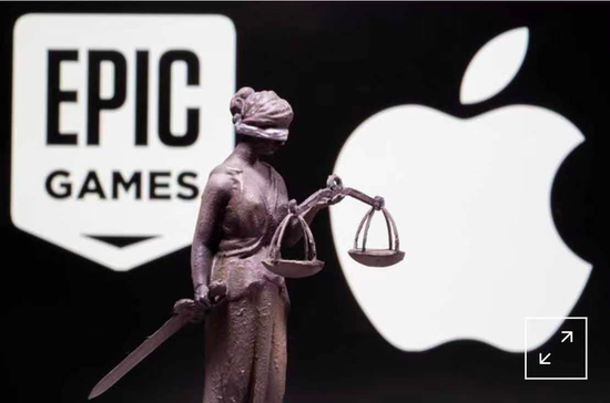 英国对苹果公司展开反垄断调查:Epic Games趁机投诉