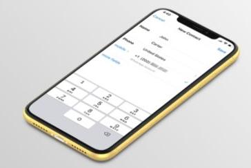 如何在iPhone或Android上将联系人手动添加到WhatsApp?