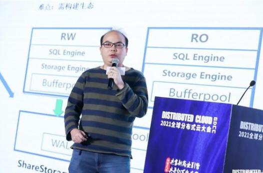 腾讯云李志阳:深入解读无服务器架构下的数据库