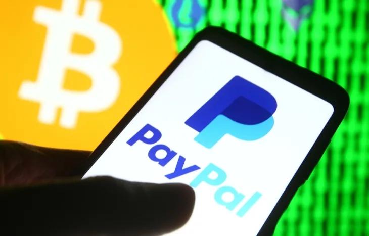 """Paypal的下一个""""小目标"""":2亿加密交易量"""