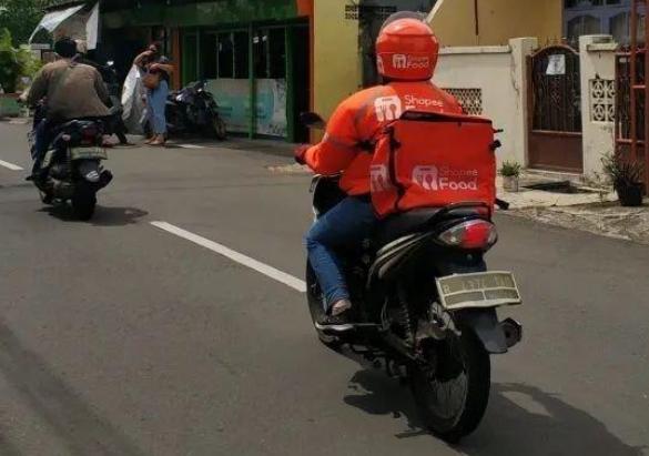 Shopee除了电商 居然还在印尼送起了外卖
