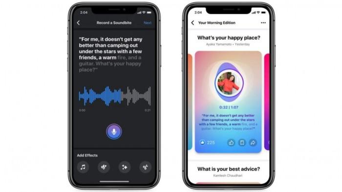 Facebook计划用Soundbites、播客和新工具来推动音频业务发展