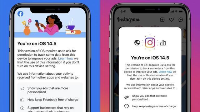 Facebook或许将向未启用ATT的iOS用户收费
