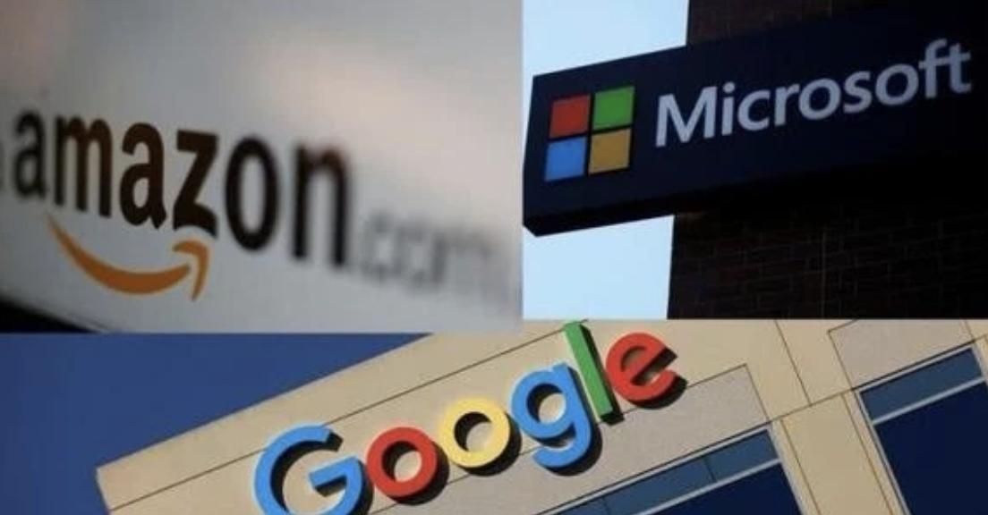 亚马逊、微软和谷歌寻求与波音达成云计算合作