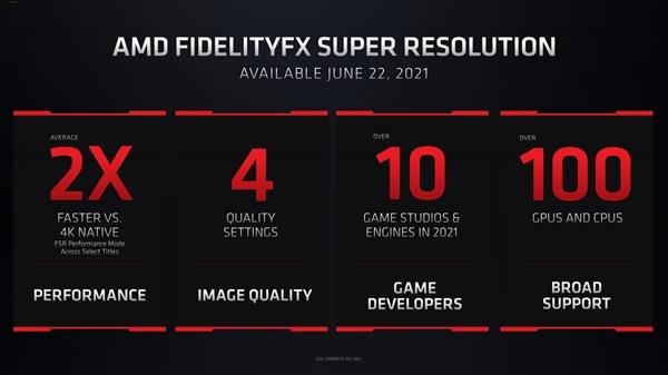 微软Xbox Series X/S将支持AMD FSR技术 游戏帧率翻倍