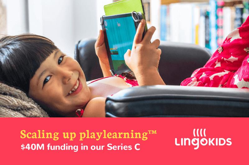 儿童市场或成掘金之地,教育游戏公司Lingokids获4000万美元C轮投资