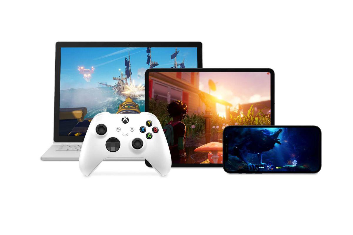 微软Xbox云游戏更换为Series X服务器刀片,载入速度与帧数大提升