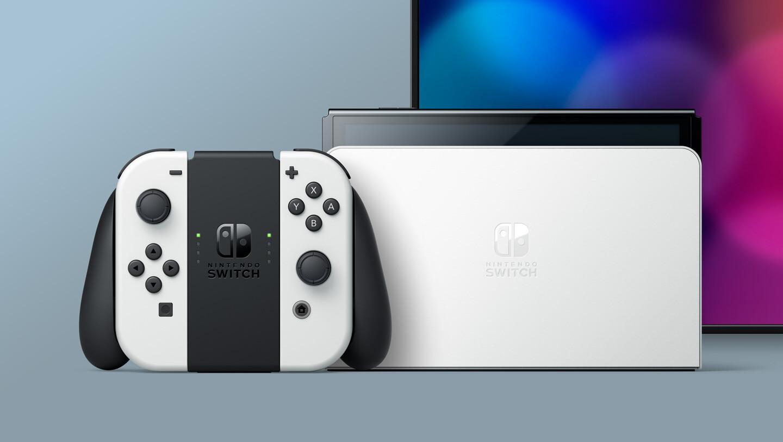 任天堂Switch OLED型号公布:10月8日上市 售价349美元